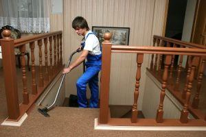 Уборка жилых домов, коттеджей, дач