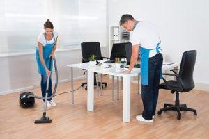 Уборка офисов и служебных помещений