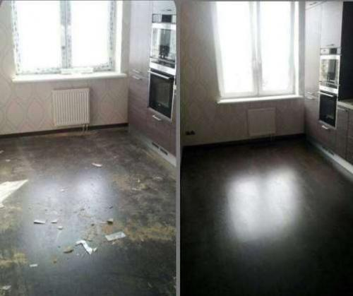 Чистый дом
